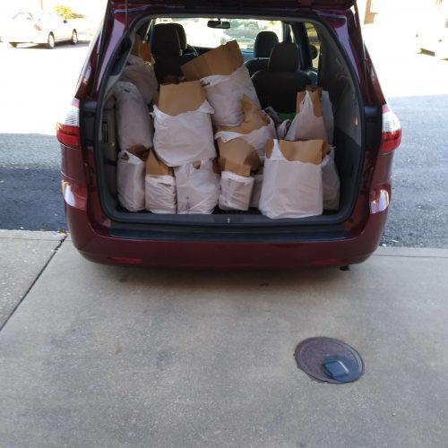 COVID-19 deliveries